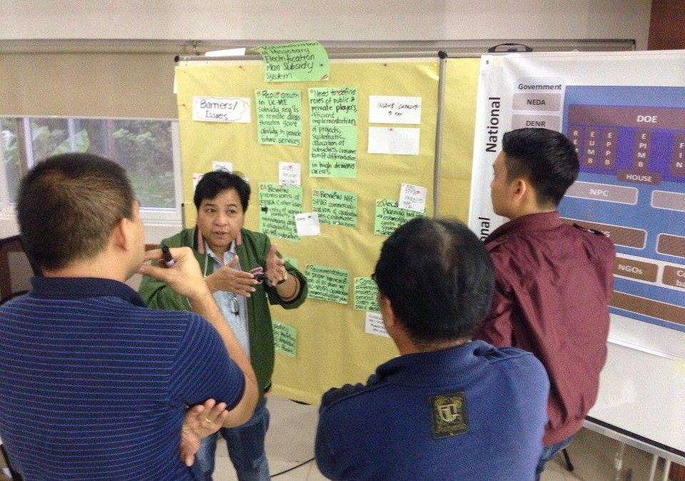 ASEP TA conducts 1st Technical Planning Workshop