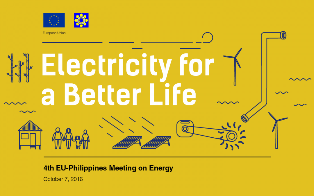 ASEP launched at 4th EU-Philippines Meeting on Energy