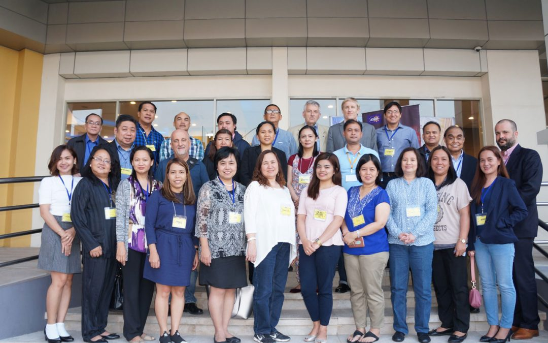 ASEP TA Conducts 2nd Technical Planning Workshop